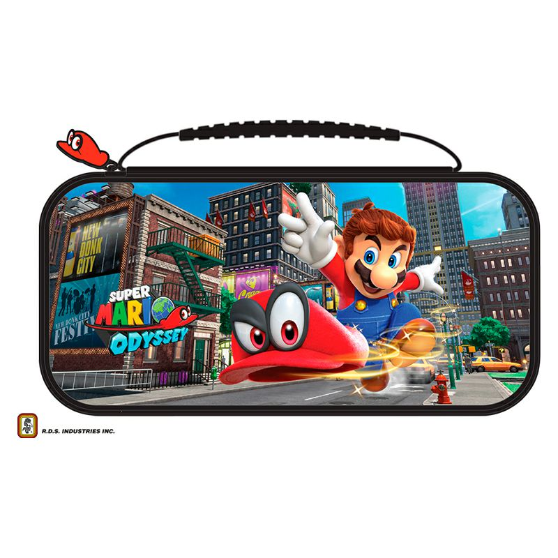 Torbica BIGBEN Nintendo SWITCH Mario Odyssey