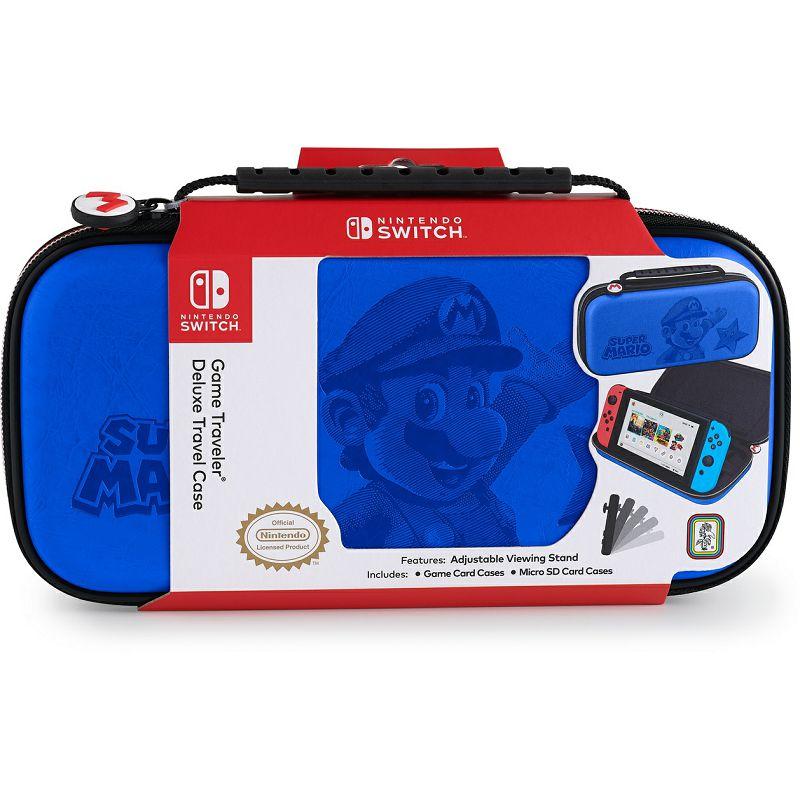 Torbica BIGBEN Nintendo SWITCH Mario plava NNS46BL