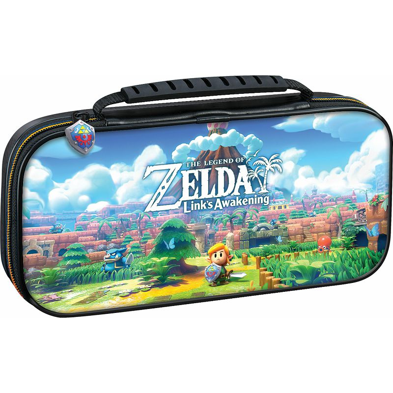 Torbica BIGBEN Nintendo SWITCH Zelda plava NNS47