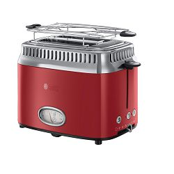 Toster Russell Hobbs 21680-56, Retro , crveni