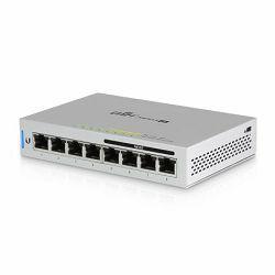 Ubiquiti UniFi Switch, 8-Port, 60W