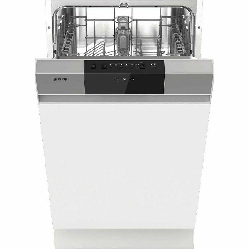 Ugradbena perilica posuđa Gorenje GI52040X, 45 cm