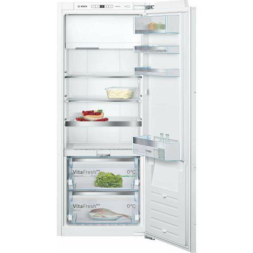 Ugradbeni hladnjak Bosch KIF52AFF0, A++, 139,70 cm, hladnjak s ledenicom, Supercooling