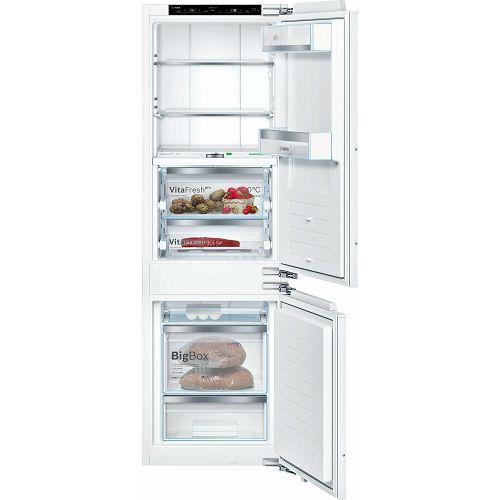 Ugradbeni hladnjak Bosch KIF86PFE0, A++, 177,20 cm, kombinirani hladnjak, BigBox