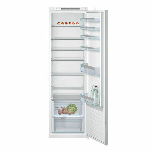 Ugradbeni hladnjak Bosch KIR81VSF0, A++, 177,20 cm, kombinirani hladnjak, Supercooling