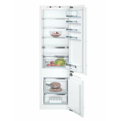 Ugradbeni hladnjak Bosch KIS87AFE0, A++, Low Frost, 177,20 cm, kombinirani hladnjak, BigBox