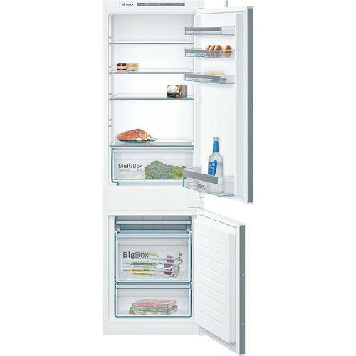 Ugradbeni hladnjak Bosch KIV86VS30, A++, Low Frost, 177,20 cm, kombinirani hladnjak, BigBox