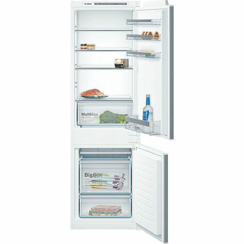 Ugradbeni hladnjak Bosch KIV86VSF0, A++, Low Frost, 177,20 cm, kombinirani hladnjak, BigBox