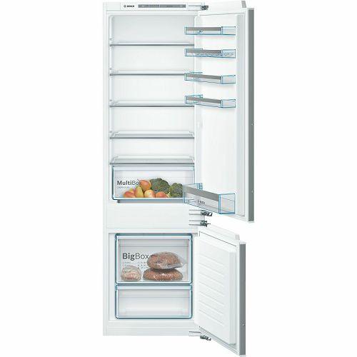 Ugradbeni hladnjak Bosch KIV87VFF0, A++, Low Frost, 177,20 cm, kombinirani hladnjak, BigBox