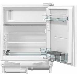 Ugradbeni hladnjak Gorenje RBIU6092AW, A++, 82 cm, hladnjak s ledenicom, bijeli