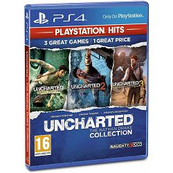 Uncharted Collection HITS PS4