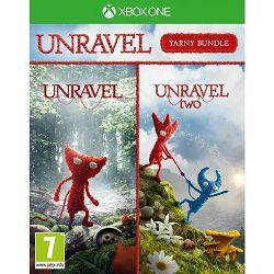 Unravel 1 + 2 bundle Xbox One