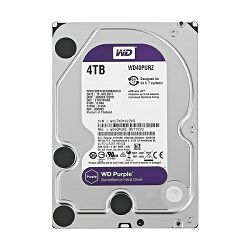 """Western Digital Purple 4TB, 3,5"""", 64MB 5400rpm"""