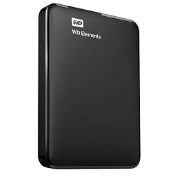 "WD Elements 1TB Portable 2,5"", USB 3.0"
