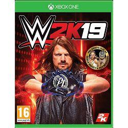 WWE 2K19 Standard Editions Xbox One