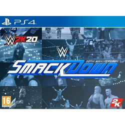 WWE 2K20 Collectors Edition PS4