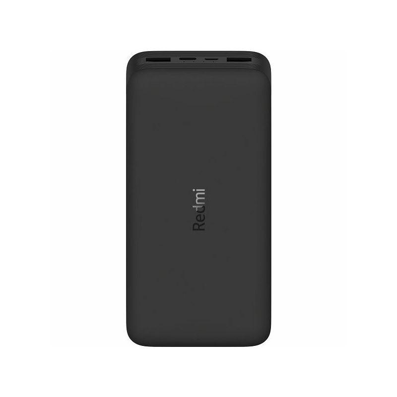 Xiaomi 20000mAh RedMi 18W Fast Charge Power Bank, crni