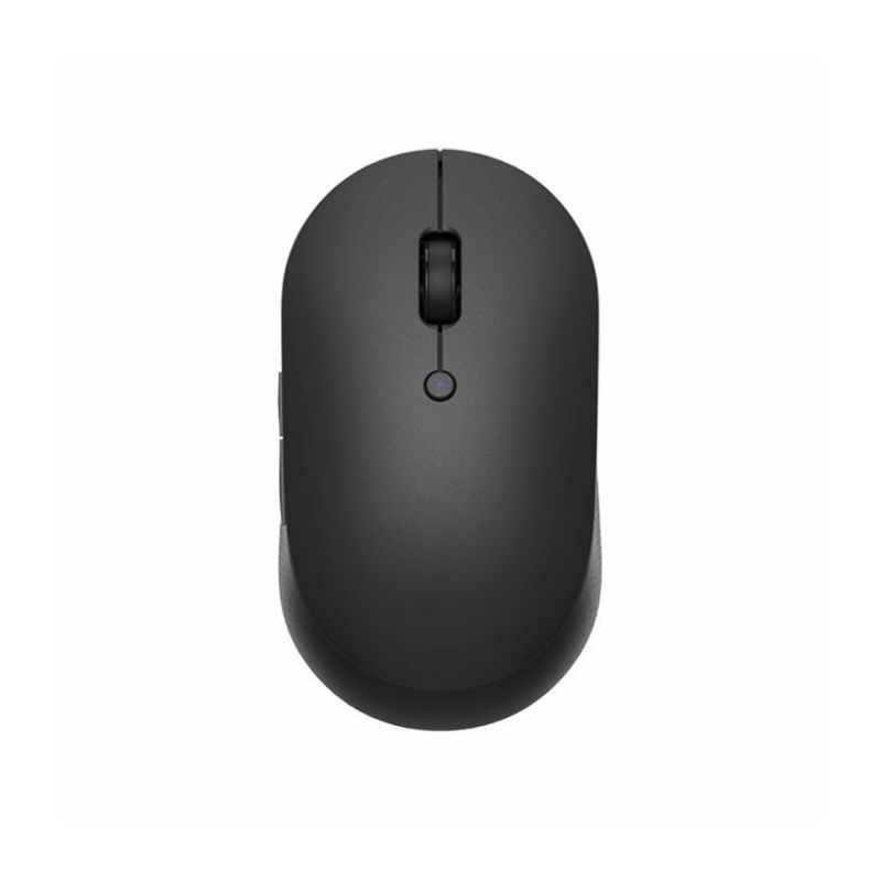 Xiaomi Mi Dual Mode Wireless Mouse Silent Edition, crni