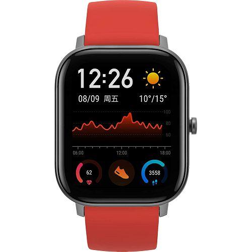 Xiaomi pametni sat Amazfit GTS - Vermillion Orange