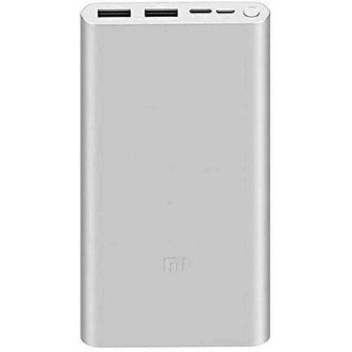 Xiaomi prijenosna baterija 10000mAh Mi 18W Fast Charge Power Bank 3 (Sliver)