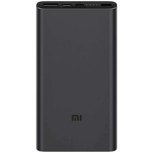 Xiaomi prijenosna baterija 10000mAh Mi 18W Fast Charge Power Bank 3 (Black)