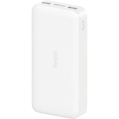 Xiaomi prijenosna baterija 20000mAh RedMi 18W Fast Charge Power Bank (White)