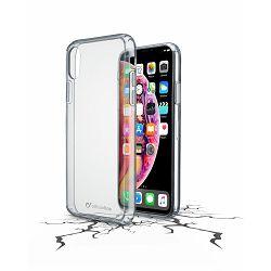 Zaštitna maskica za iPhone XS MAX, Cellularline, prozirna