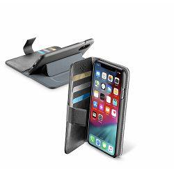 Zaštitna torbica za iPhone XS, Cellularline, crna